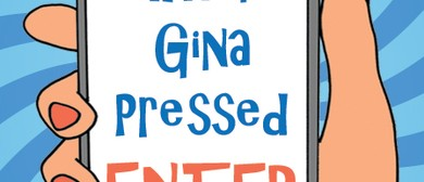 Book Launch - When Gina Pressed Enter