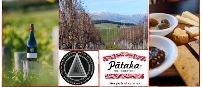 Delta Wines - Matched Wine Tasting