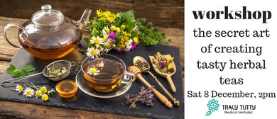 The Secret Art of Creating Tasty Herbal Teas