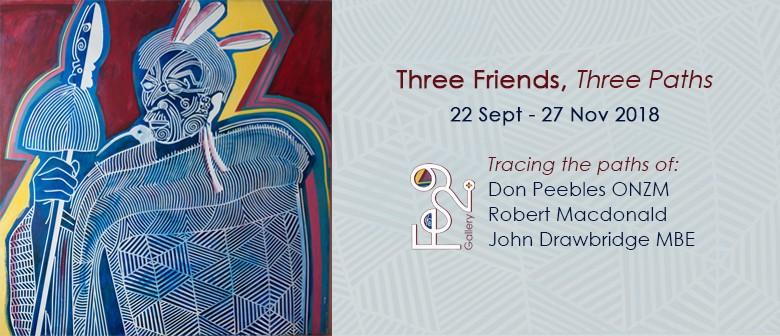 Three Friends, Three Paths