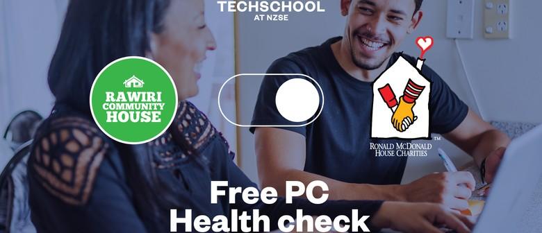 PC Health Check: POSTPONED