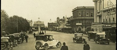 Book Launch: Postcards of Palmerston North by Val Mills