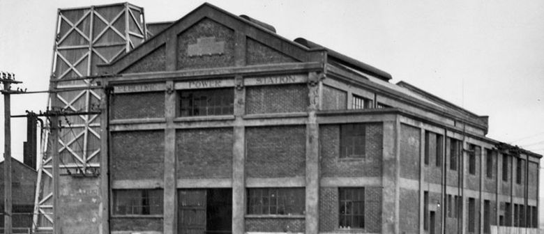 Heritage Open Day: Palmerston North Electric Power Station