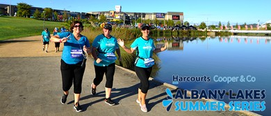 Harcourts Cooper & Co Albany Lakes Summer Series