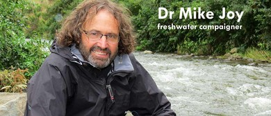 Freshwater Focus - Dr Mike Joy
