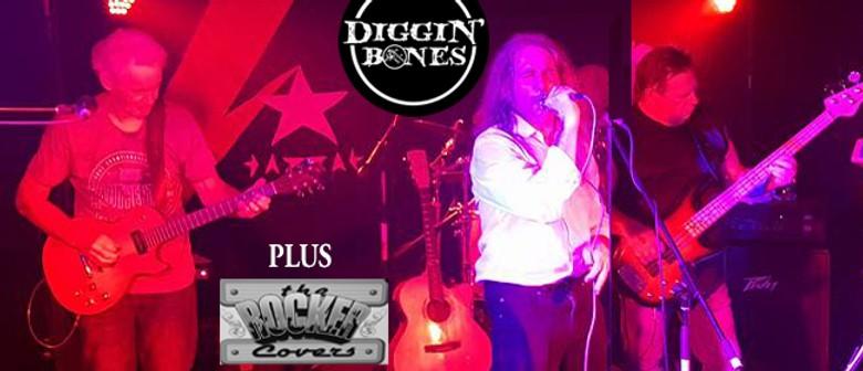 Diggin' Bones & The Rocker Covers