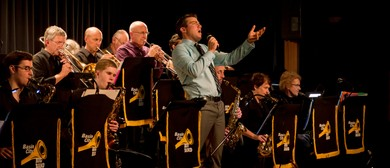 Dance With the Basin City Big Band