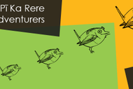 Image for event: He Pī Ka Rere - Adventurers