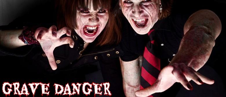 Grave Danger – Impulse Theatre