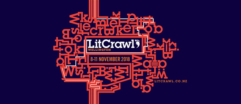 LitCrawl 2018: For A Five Year Old