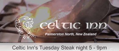 Celtic Inn's Steak Night! with Live Music