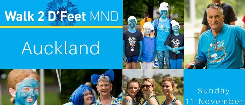 Walk to D'Feet MND 2018