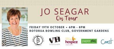 Rotorua Hospice - Jo Seagar On Tour