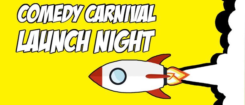 Comedy Carnival Launch Night 2018