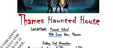 Thames Haunted House 2018