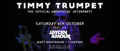 Timmy Trumpet - The Official Unofficial Afterparty