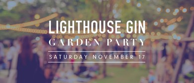 Lighthouse Gin Garden Party