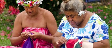 Tivaevae Cook Islands Quilting