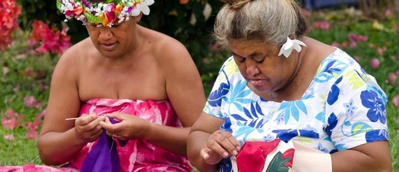 Tivaevae Cook Islands Quilting