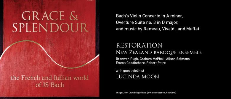 Restoration Baroque Ensemble - Grace & Splendour