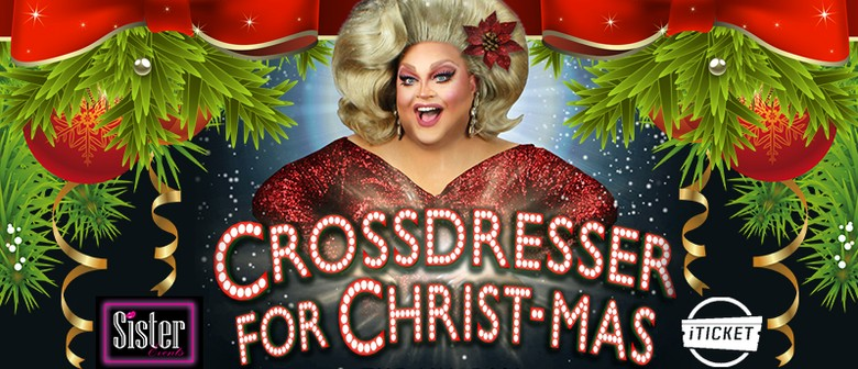 Ginger Minj - Crossdresser for Christ-mas