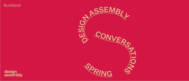 Auckland: DA Conversations - Spring 2018