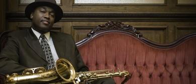 James Carter Saxophone Workshop