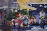 Image for event: Watercolour Evening Classes With Amanda Brett
