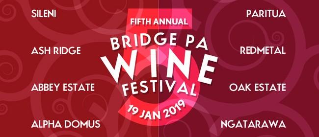 Bridge Pa Wine Festival 2019