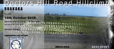 Northland Car Club Hillclimb