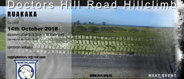 Northland Car Club Hillclimb