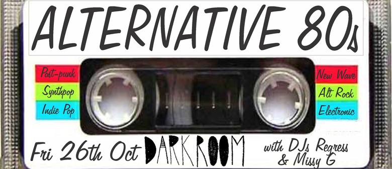 Alternative 80s Music Night