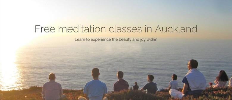 Meditation Workshop - Seven Secrets of Meditation