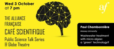 Café Scientifique - Public Science Talk Series