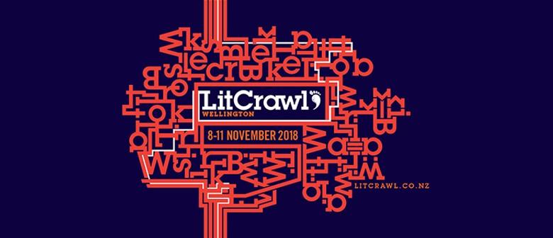 LitCrawl 2018: Are Friends Electric?