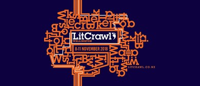 LitCrawl Extended: Anxiety Understood
