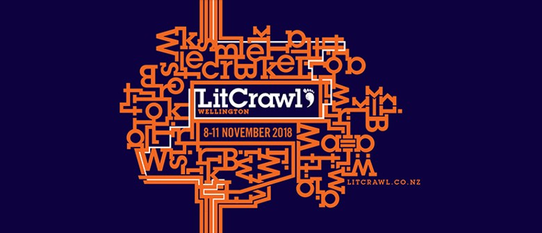 LitCrawl Extended: The F Word: Lizzie Marvelly