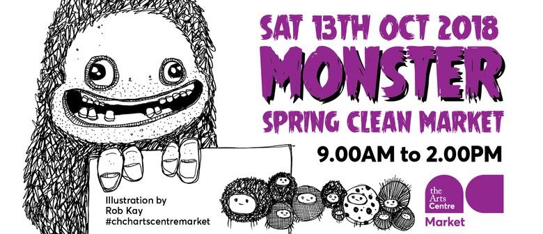 Monster Spring Clean Market