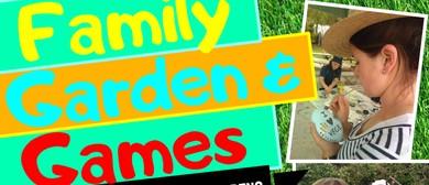 Family Garden & Games