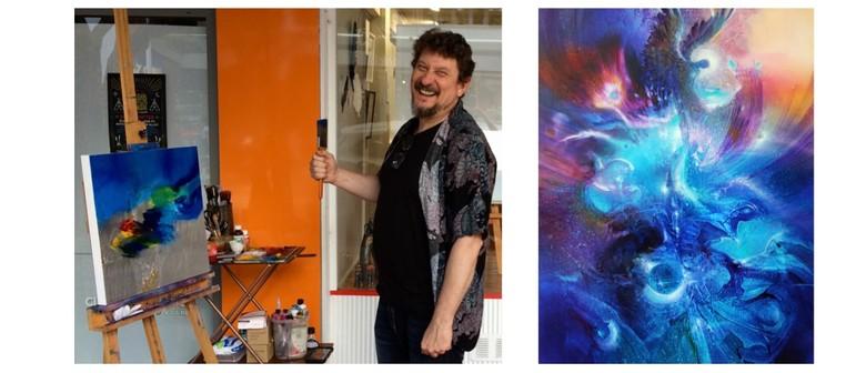 Oil Painting Workshop with Vjekoslav Nemesh