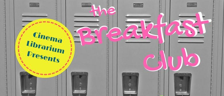 Cinema Librarium - The Breakfast Club