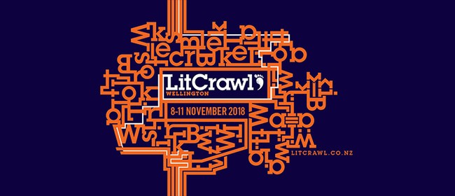LitCrawl Extended: Badass B*tches of Wellington Walking Tour