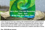 Image for event: The Art of Lost Wax Casting - An Introduction to Cast Glass