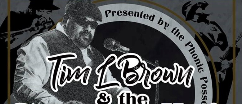 Tim L Brown & The Caramellos: History of the Blues