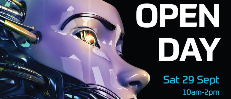 AMES IT - The Institute of IT - Open Day