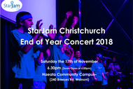 Image for event: StarJam End of Year Concert 2018