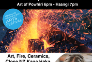 Pyroclassic Fire & Clay Night Ariana Music Kapa Haka