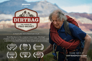 Image for event: Dirtbag: The Legend of Fred Beckey (Wellington Screening)