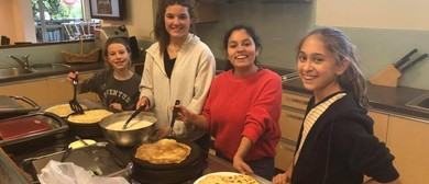 Latin Cooking Workshop