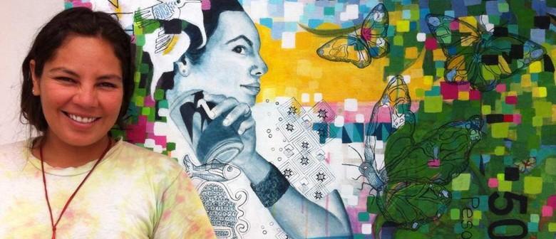 Latin Art Exhibition